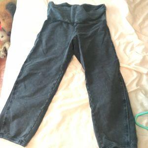 Pants - Comfortable sweatpants with jean like look.
